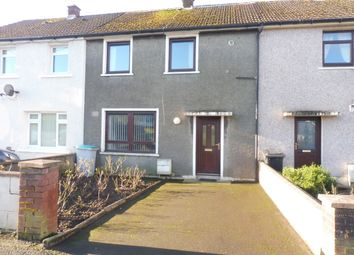Thumbnail 2 bed terraced house for sale in Standalane, Annan