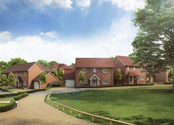 Thumbnail 3 bed detached house for sale in Botley Road, Fair Oak, Eastleigh