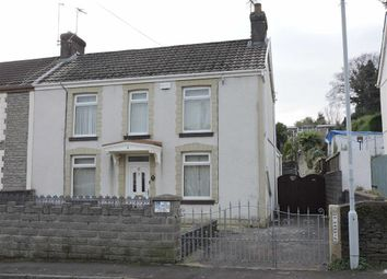 Thumbnail 3 bed semi-detached house for sale in Station Road, Glais, Swansea