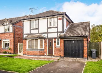 Thumbnail 3 bed detached house for sale in Sheringham Close, Saltney, Chester