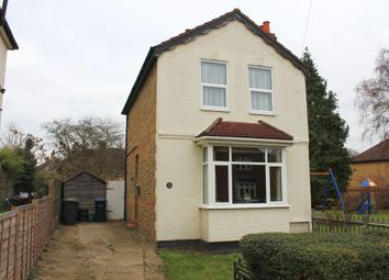 Thumbnail 3 bed detached house for sale in Wendover Road, Staines Upon Thames