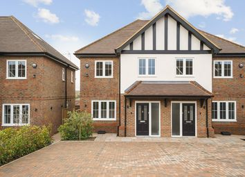 Thumbnail 4 bed semi-detached house for sale in Chartridge Lane, Chesham, Chesham