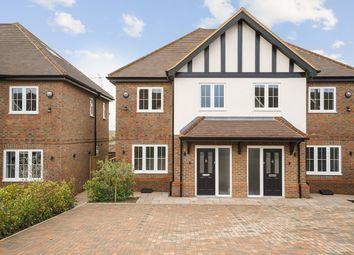 Thumbnail 4 bed semi-detached house for sale in Chartridge Lane, Chesham, Chesham