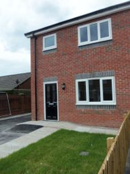 Thumbnail 3 bed mews house to rent in Montgomery Road, Huyton, Liverpool