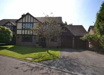 Thumbnail 4 bed detached house for sale in Shipton Close, Great Sankey, Warrington