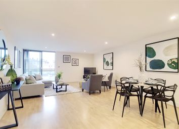 Thumbnail 2 bed flat for sale in Galaxy Building, Crews Street, London