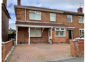 Thumbnail 3 bed semi-detached house to rent in Westenra Avenue, Ellesmere Port