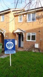 Thumbnail 2 bed town house to rent in Beaconside Close, Stafford