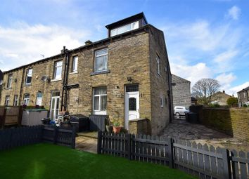 Thumbnail 5 bed terraced house for sale in Lees Street, Queensbury, Bradford