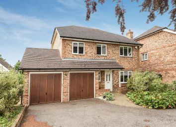 Thumbnail 4 bed detached house for sale in Reigate Road, Ewell, Epsom
