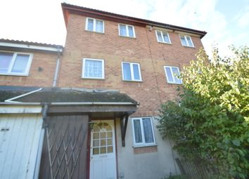 Thumbnail 3 bed town house for sale in Hodgkin Close, London