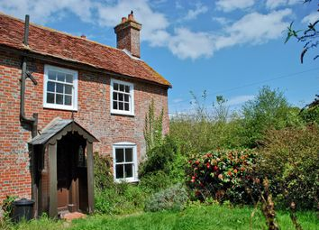 Thumbnail 2 bedroom cottage for sale in South Baddesley, Lymington