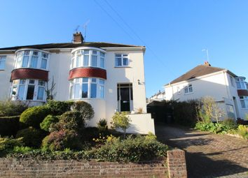 Thumbnail 3 bedroom semi-detached house for sale in Summerfield Road, Shiphay, Torquay