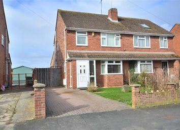 Thumbnail 3 bed semi-detached house for sale in Lynton Road, Hucclecote, Gloucester