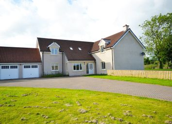 Thumbnail 5 bed detached house for sale in Fossoway, Kinross