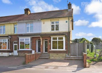 Thumbnail 3 bed end terrace house for sale in Wrotham Road, Meopham, Gravesend, Kent
