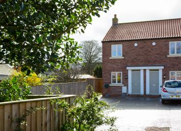 Thumbnail 2 bed end terrace house for sale in Joseph Hutchinson Place, Easingwold, York