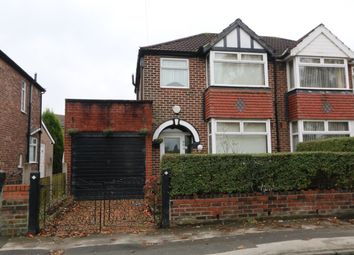 Thumbnail 3 bed semi-detached house for sale in Taylor Lane, Denton, Manchester