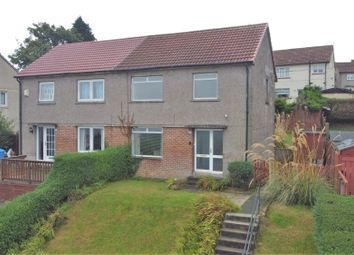 Thumbnail 3 bed semi-detached house for sale in Fenwick Drive, Barrhead