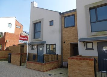 Thumbnail 3 bed end terrace house for sale in Ovington Gardens, Eastleigh