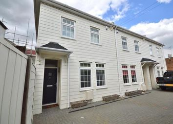 Thumbnail 3 bedroom end terrace house for sale in Marine Parade, Southend-On-Sea, Essex