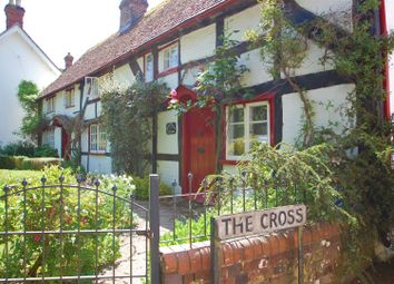 Thumbnail 2 bed cottage to rent in Church Lane, East Meon, Petersfield
