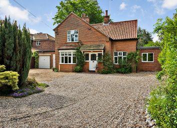 Thumbnail 4 bedroom detached house for sale in Cromer Road, North Walsham, Norfolk