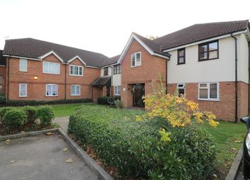 Thumbnail 2 bed flat for sale in Sundew Court, Elmore Close, Wembley, London.
