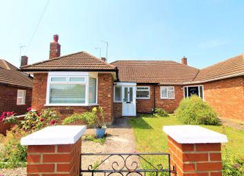 Thumbnail 3 bed semi-detached bungalow for sale in Cranbrook Drive, Luton