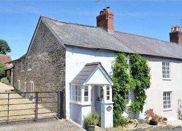 Thumbnail 2 bed end terrace house for sale in Gold Street, Stalbridge, Sturminster Newton, Dorset