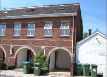 Thumbnail 2 bedroom town house to rent in Bath Street, Southampton