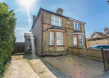 Thumbnail 4 bed semi-detached house for sale in Church Green, Walton Street, Walton On The Hill, Tadworth