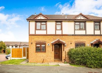 Thumbnail 2 bed semi-detached house for sale in Ffordd Dwyfor, Greenfield, Holywell, Flintshire
