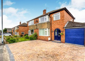 Thumbnail 3 bedroom semi-detached house for sale in Bredbury Green, Romiley, Stockport