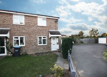 Thumbnail 2 bed end terrace house for sale in Berry Close, Burgess Hill, West Sussex.