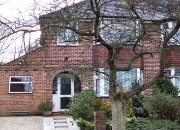 Thumbnail 3 bed semi-detached house to rent in Delamere Road, Earley, Reading, Berkshire