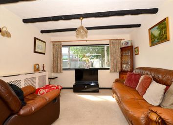 Thumbnail 2 bed bungalow for sale in Church Road, Hoath, Canterbury, Kent