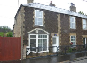 Thumbnail 2 bed semi-detached house to rent in Narrow Brook, Church Road, Ten Mile Bank, Downham Market