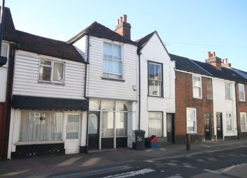 Thumbnail 6 bed terraced house to rent in Whitstable Road, Canterbury