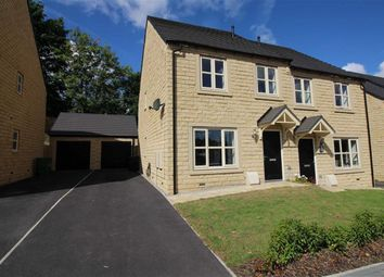 Thumbnail 3 bed semi-detached house to rent in Mill House Cresent, Linthwaite, Huddersfield