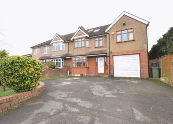 Thumbnail 5 bed semi-detached house for sale in North Street, Nazeing