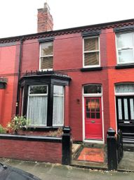 Thumbnail 4 bedroom terraced house for sale in Arundel Avenue, Liverpool