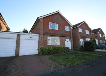Thumbnail 3 bed detached house to rent in Culvey Close, Hartley, Longfield