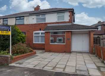 3 bed semi-detached house to rent in Wyndham Avenue, Middle Hulton, Bolton, Lancashire. BL3