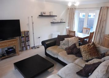 Thumbnail 3 bedroom terraced house for sale in Blackbird Drive, Bury St. Edmunds