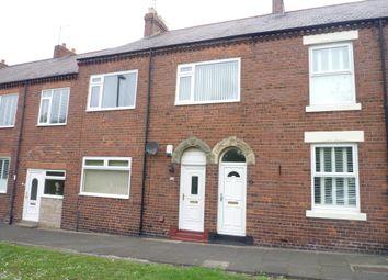 Thumbnail 3 bedroom flat for sale in Garden Terrace, Earsdon, Tyne & Wear