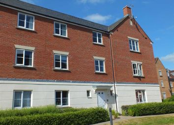 Thumbnail 2 bedroom flat to rent in Blease Close, Staverton Marina, Wiltshire