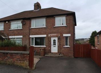 Thumbnail 3 bed semi-detached house for sale in Abbey Park, Knock, Belfast