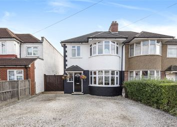 Wimborne Drive, Pinner, Middlesex HA5. 3 bed semi-detached house