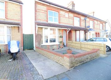 Thumbnail 3 bed terraced house for sale in Cudworth Road, Willesborough